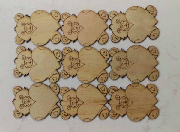 Wood Bears 2