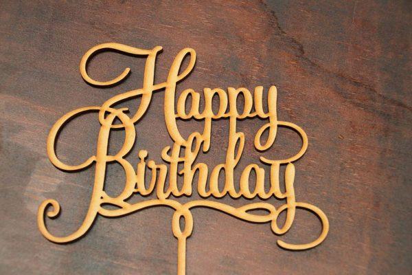 Happy Birthday - Design 3 1