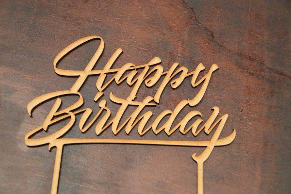 Happy Birthday - Design 2 1