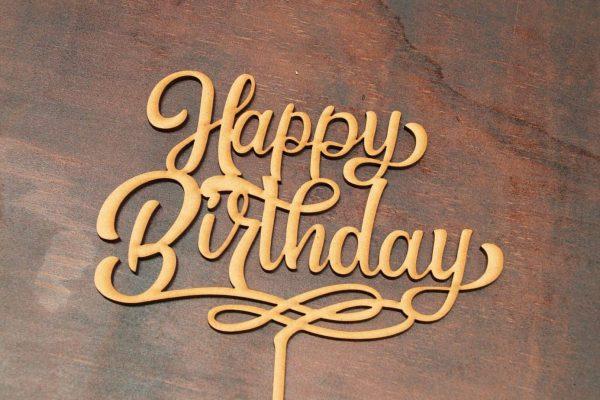 Happy Birthday - Design 1 1