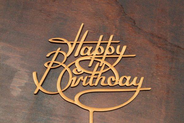 Happy Birthday - Design 7 1