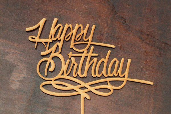 Happy Birthday - Design 6 1
